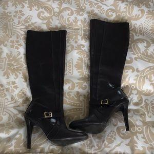 Anne Klein Spike here boots